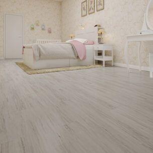 Кварц-Виниловая плитка WONDERFUL LuxeMIX 163-1 СОСНА БЕЛАЯ интерьер
